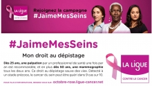 Octobre Rose au PSSL avec la Ligue contre le cancer