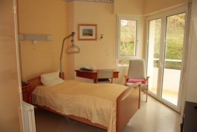 Les chambres et salles de vie des EHPAD